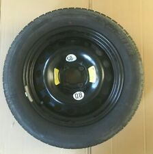 CITROEN C4 2004-2010 SPARE WHEEL WITH GOOD MICHELIN TYRE 205/55/16