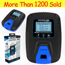 Oxford Oximiser 888 TRICKLE Motorcycle Motorbike Battery Charger 12V *NEW STYLE*