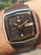 Vintage Seiko 5 Automatic Movement No 7009 Japan Made Men's Watch