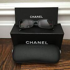 Authentic CHANEL Sunglasses / Eyewear w/ Case & Box
