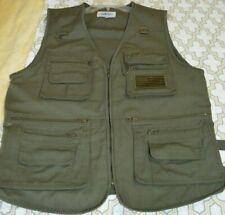 Blue Stone Safety Products Reactor Concealment Vest Mens MED Green American Flag