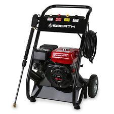 EBERTH 6,5 PS 4,8 kW Benzin Hochdruckreiniger Benzinmotor Dampfstrahler 210 bar