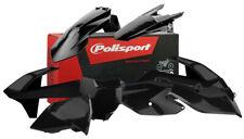 Polisport Plastic Kit Set Black Color Replacement KTM 90681