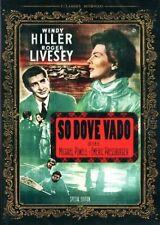SO DOVE VADO  DVD DRAMMATICO
