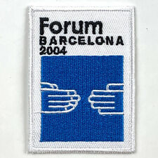 2003-04 Fc Barcelona Forum Patch for Shirt Jersey