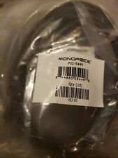 Lot of 10 Monoprice 5449 USB-A to Mini-B 2.0 Cable 5 Pin 28/24AWG Gold Plated