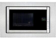 Design 800 Watt Einbau Mikrowelle 20 Liter Garraum Grill Microwelle Microwave