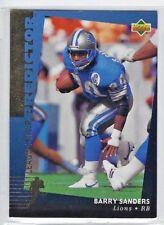 Barry Sanders 1994 Upper Deck LEAGUE MVP PREDICTOR #HP2 Lions