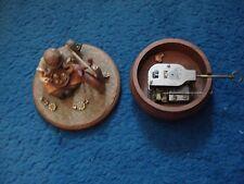 Swiss music carousel type.For repair.