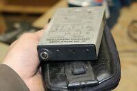 Metrosonics DB-301 Metrologger Audio Noise Dosimeter NICE