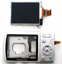 LCD display per PENTAX Optio L30 7,1 Mpx con retroilluminatore e tastierino