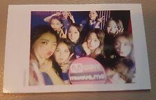 I.O.I ioi Miss Me Mwave exclusive photo card (in polaroid style) rare dia