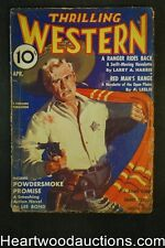 Thrilling Western Apr 1937  J Allan DunnA. Leslie, Larry A. Harris, Lee Bond
