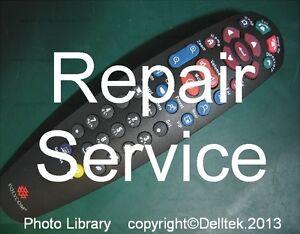 Repair Service - Polycom 2215-21692 VSX Remote Control 3Y Warranty