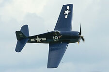 1/12 Scale American WW-II Grumman F6F Hellcat Plans,Templates, Instructions 42ws
