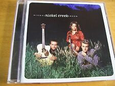 NICKEL CREEK OMONIMO S/T CD MINT-