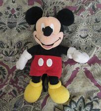 "Disney Mickey Mouse 12"" Plush Doll"
