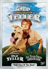Old Yeller/Savage Sam [2 Discs] DVD Region 1 WS
