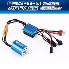T Male 2435 4800KV 4P Sensorless Brushless Motor Electric Speed Controller