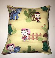 Sheriff Callie Pillow Handmade in USA Disney Sheriff Callie Pillow Cowgirl