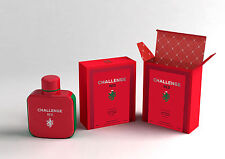 Mirage CHALLENGE RED 3.4 oz Men's EDT Cologne version of LACOSTE L.12.12 ROUGE