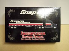 2002 Snap-On Freightliner Tractor Trailer Die Cast Bank Replica. Special Offer..