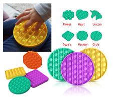 Pop It Sensory Fidget Push Bubble Toy - Autism Special Needs - Stress Relief