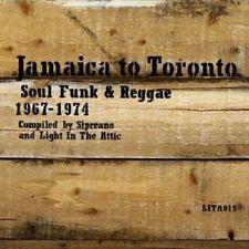 Ram/Ellis/Osbourne/McGhie/+ - soul, funk & le reggae 1967-1974 CD pop NEUF