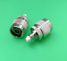 (10 PCS) FME Female to N Male Connector - USA Seller