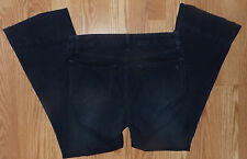 STYLE & COMPANY DENIM FLARE SIZE SMALL SHORT SLIP ON WOMENS STRETCHY JEANS
