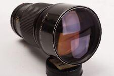 Canon Lens FD 200mm 1:2.8 (Canon FD mount)