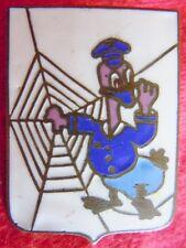 Insigne Armée de l'Air ETF 725 WWII TRANSMISSIONS Walt Disney Donald ORIGINAL