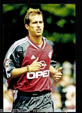 Mehmet Scholl Bayern München 2001-02 seltenes Foto+3