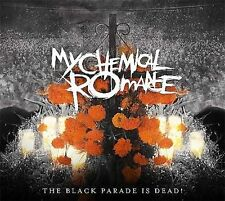MY CHEMICAL ROMANCE The Black Parade Is Dead! [PA] [Digipak] CD & DVD