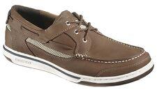 Mens Sebago UK 9.5 Clovehitch 2 Waxed Walnut Boat Shoes Deck Eu44/us10