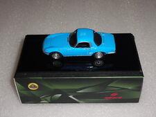 SPARK S2221 Lotus Elan S3 FHC Bleu 1965 1/43