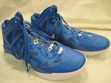 Nike Zoom Hyperfuse 2011 size 9.5M Varsity Royal/White Basketball shoes
