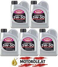5l Meguin megol Motoröl Compatible SAE 5W30 5 Liter