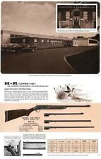 Harrington & Richardson 1965 (late) Gun Catalog