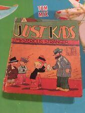 JUST KIDS MYSTERIOUS STRANGER B SAALFIELD BIG LITTLE BOOK