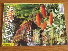 $$$ Revue Aquarium magazine N°164 DenitratationHemigrammusPLantes discus