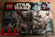 BOITE SET LEGO STAR WARS 75183 DARK DARTH VADOR TRANSFORMATION AVEC DROID