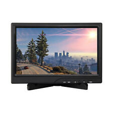 10.1 inch IPS 8 bit HD 1080p LCD monitor HDMI PS3 PS4 WiiU xbox360 raspberry pi
