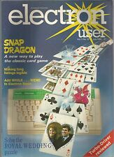 ELECTRON USER - VOL 3 NO 10 - JULY 1986 - MAGAZINE