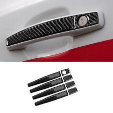 For Chevrolet cruze 2009-2015 carbon fiber Exterior door handle cover trim 8pcs