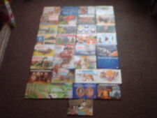 BROOKE BOND COMPLETE TEA CARDS ALBUMS, JOB LOT, Inc WILDFLOWERS & OUT INTO SPACE