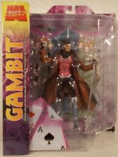 Marvel Select - Gambit X-Men With Weapons Alternate Hands Diamond Select (MISP)