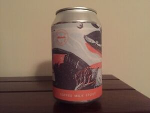 OCOC - empty beer can from Isle of Skye: milk stout (READ DESCRIPTION)