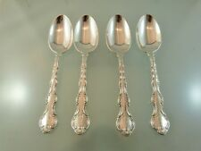 "LOUIS DE FRANCE 5 O'CLOCK SET OF  4 BY REGENCY PLATE BIRKS ""P"""