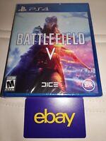 Brand New Battlefield 5 Battlefield V PlayStation 4 PS4 Sealed
